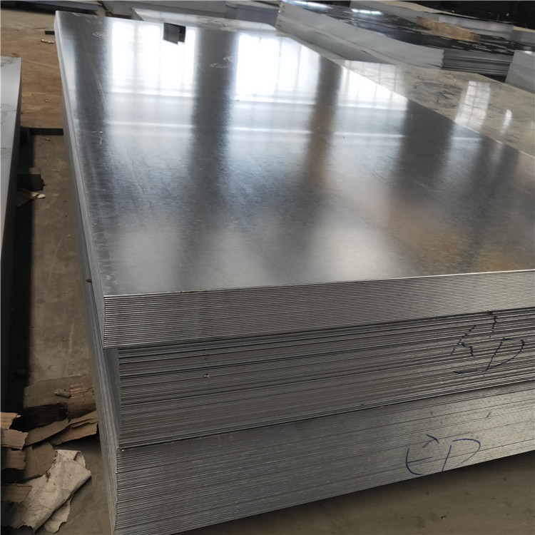 Galvanized sheet, unflowered galvanized sheet 0.5mm, environmental protection galvanized sheet, all