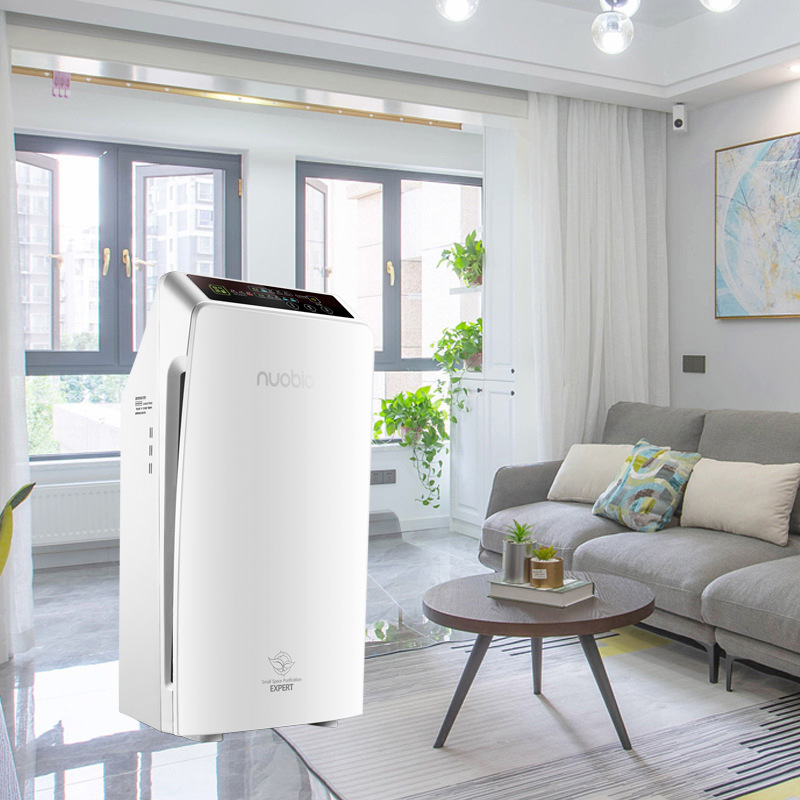 Small household appliances PM2.5 air purifier 5-fold filter HEPA to remove smog and formaldehyde smo