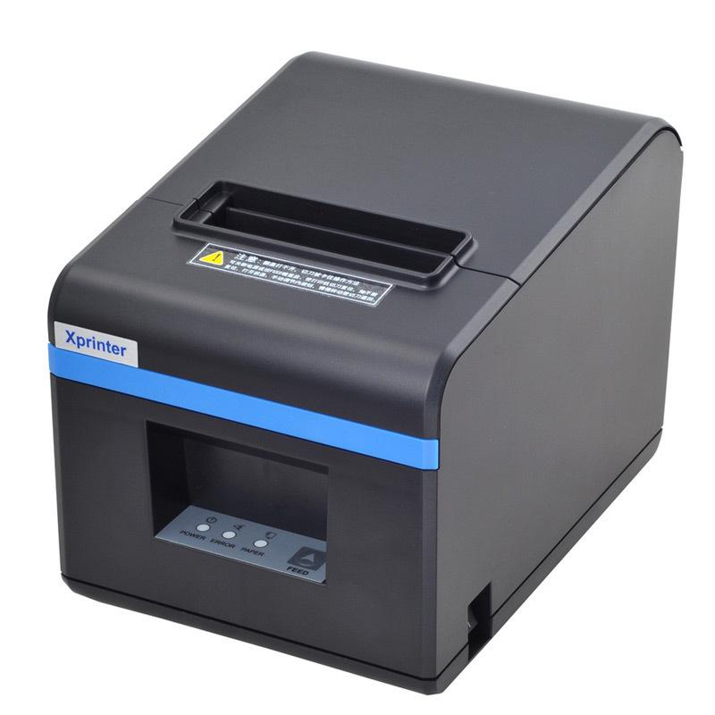 Xprinter Xinye N160II Bluetooth thermal printer small receipt 80mm supermarket cashier kitchen WIFI