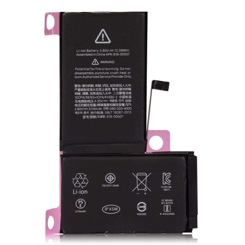Suitable for Apple iphoneX /XS/XR/XS max mobile phone with built-in polymer battery