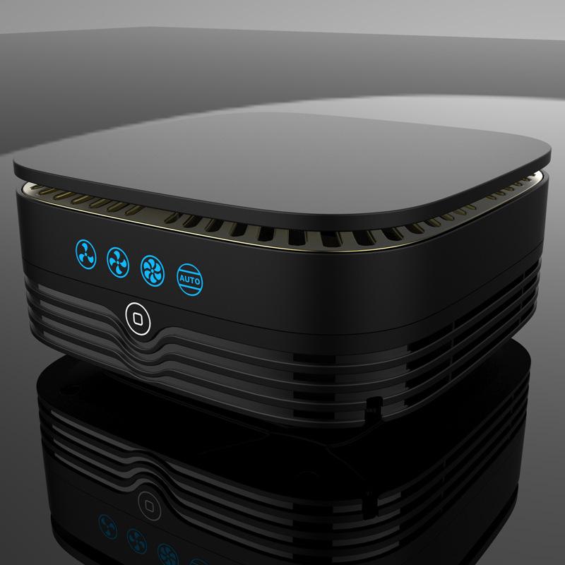 Luchuang Car Air Purifier Negative Ion Car Air Purifier