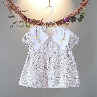 Váy đầm kiểu dáng dễ thương cho bé gái .