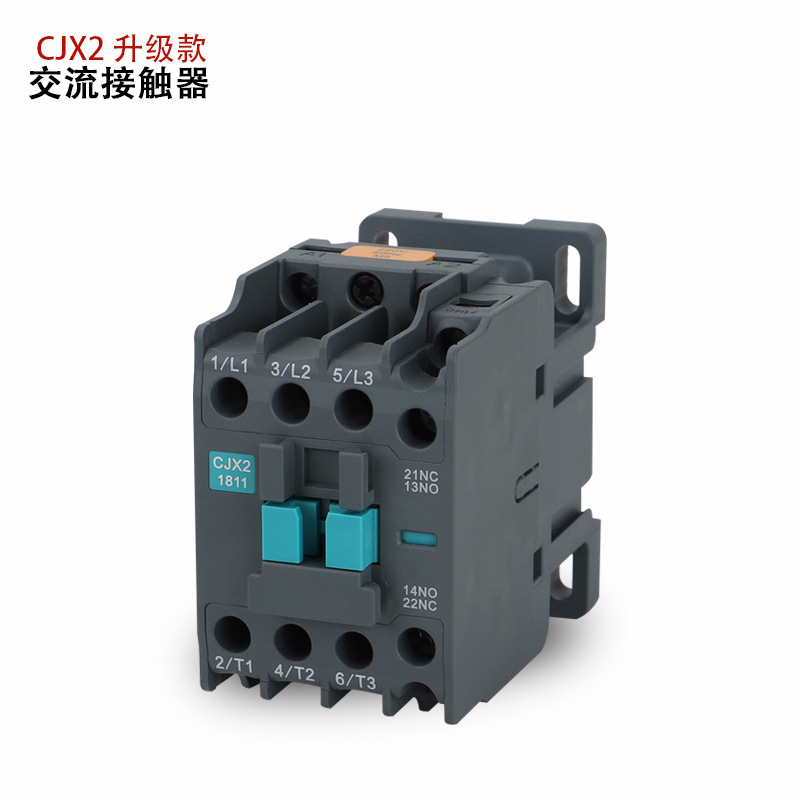 Universal CJX2 AC contactor 1811 25 32 09 single 220 three-phase 380v36V normally open normally clos