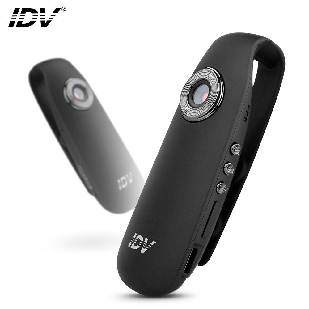 IDV Outdoor video recording pen photography camera camera surveillance camera sports shooting