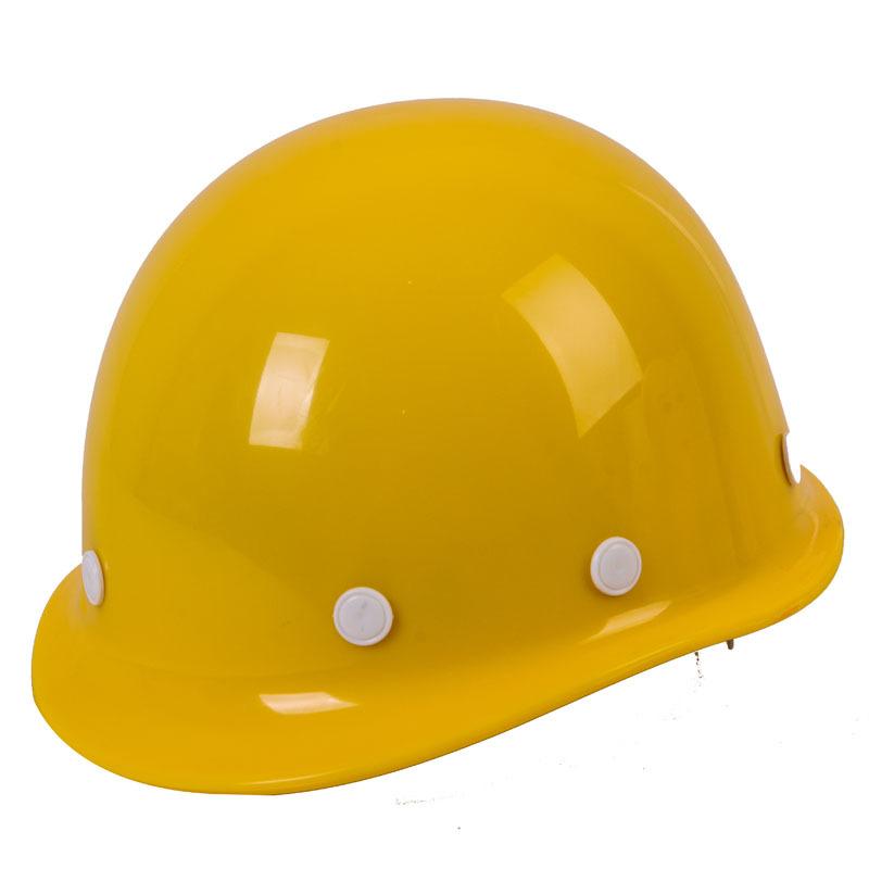 Mingdun helmets high-strength ABS glass fiber reinforced plastics construction site construction con