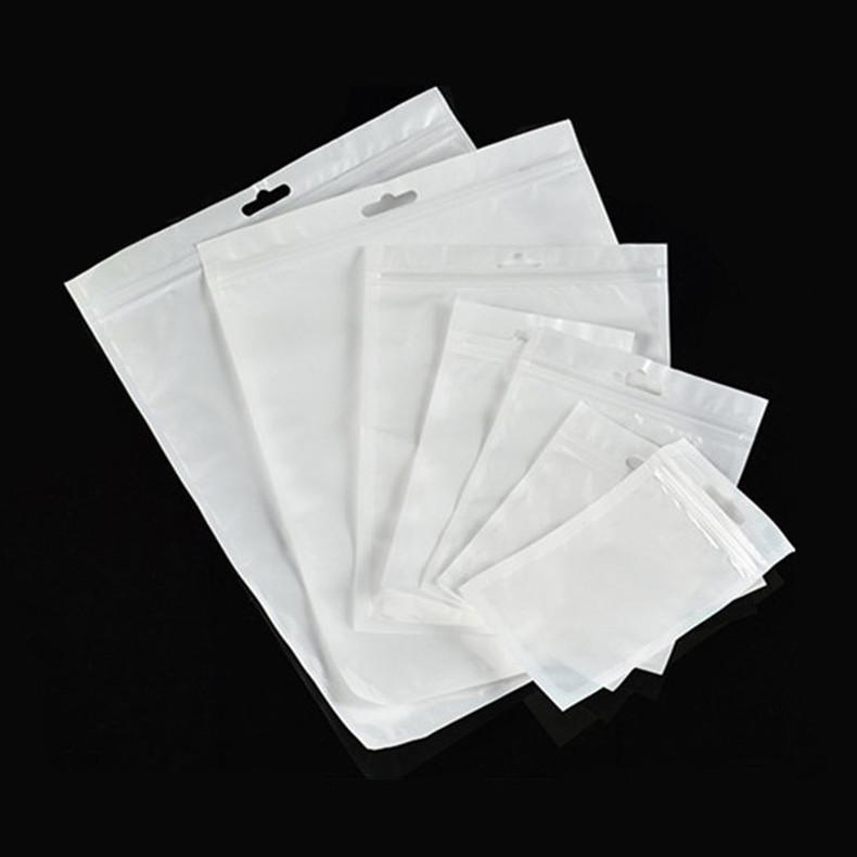 Yin Yang Pearlescent Film Bag Jewelry Storage Bone Bag Pearlescent Film Ziplock Bag Digital Product