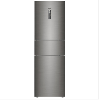 Haier 218 liters frost-free three-door refrigerator BCD-218WDPD