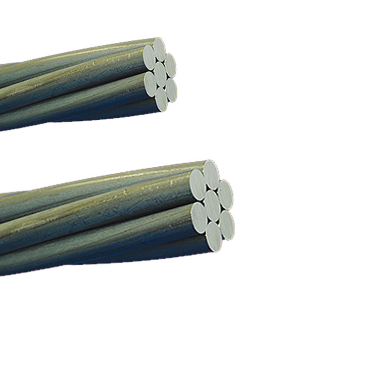JUYAO Prestressed steel strand manufacturer 15.2 Bridge steel strand Galvanized steel strand enginee