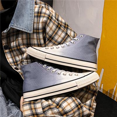 Giày vải thời trang thể thao dành cho giới trẻ .