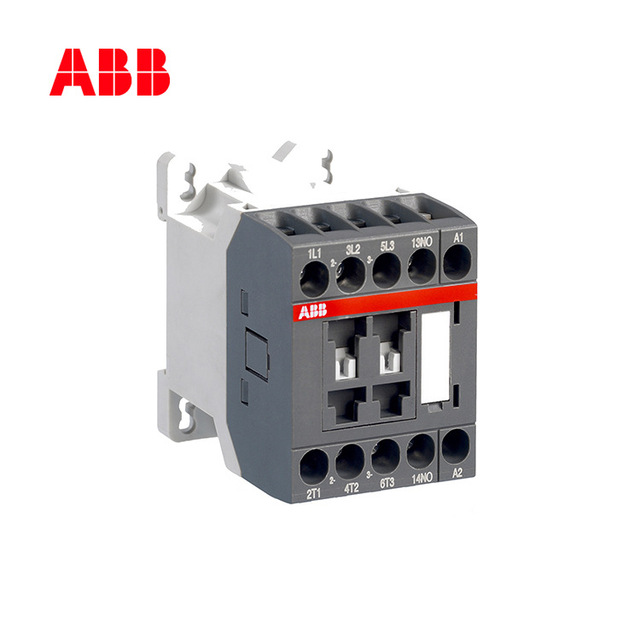 ABB AC CONTACTOR AS series 9A3P three-pole DC coil ASL09-30-10-86*110VDC