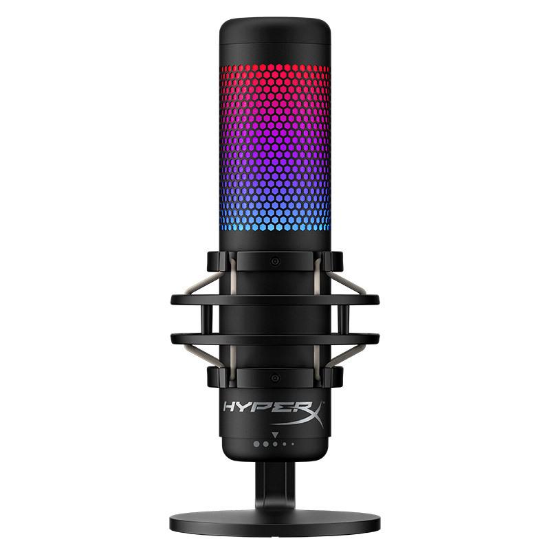 Kingston HyperX QuadcastS Sound Wave S MicKingston HyperX QuadcastS Sound Wave S Microphone USB Live