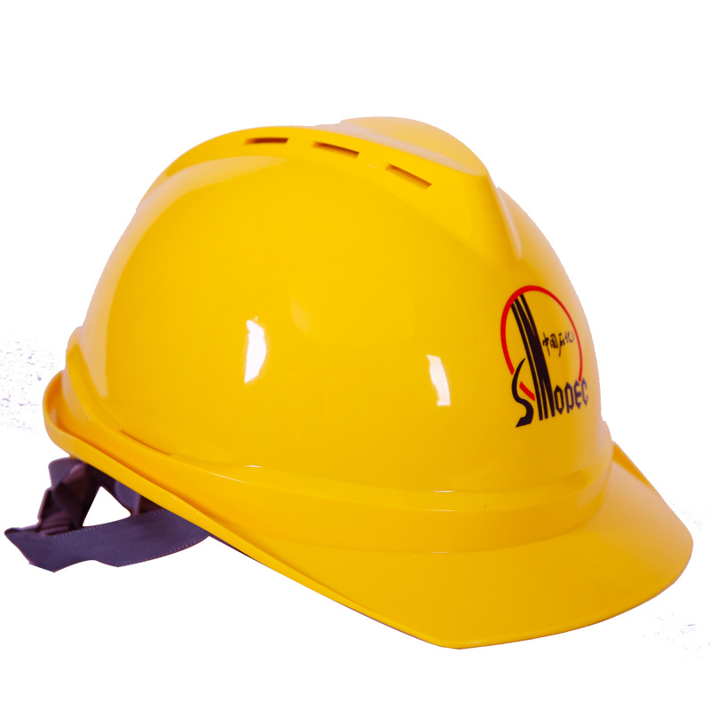Construction site helmets electric power work engineering thickening leadership supervision printing