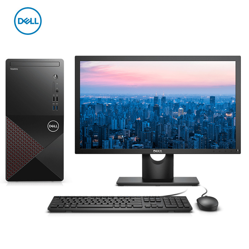 Dell (DELL) Achieves 3888 Desktop Computer Commercial Office Home Game Design Drawing Computer