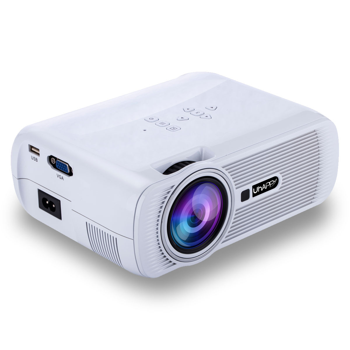 UHAPPY U80 PRO Android Mini Projector wifi Home Home LCD Projector