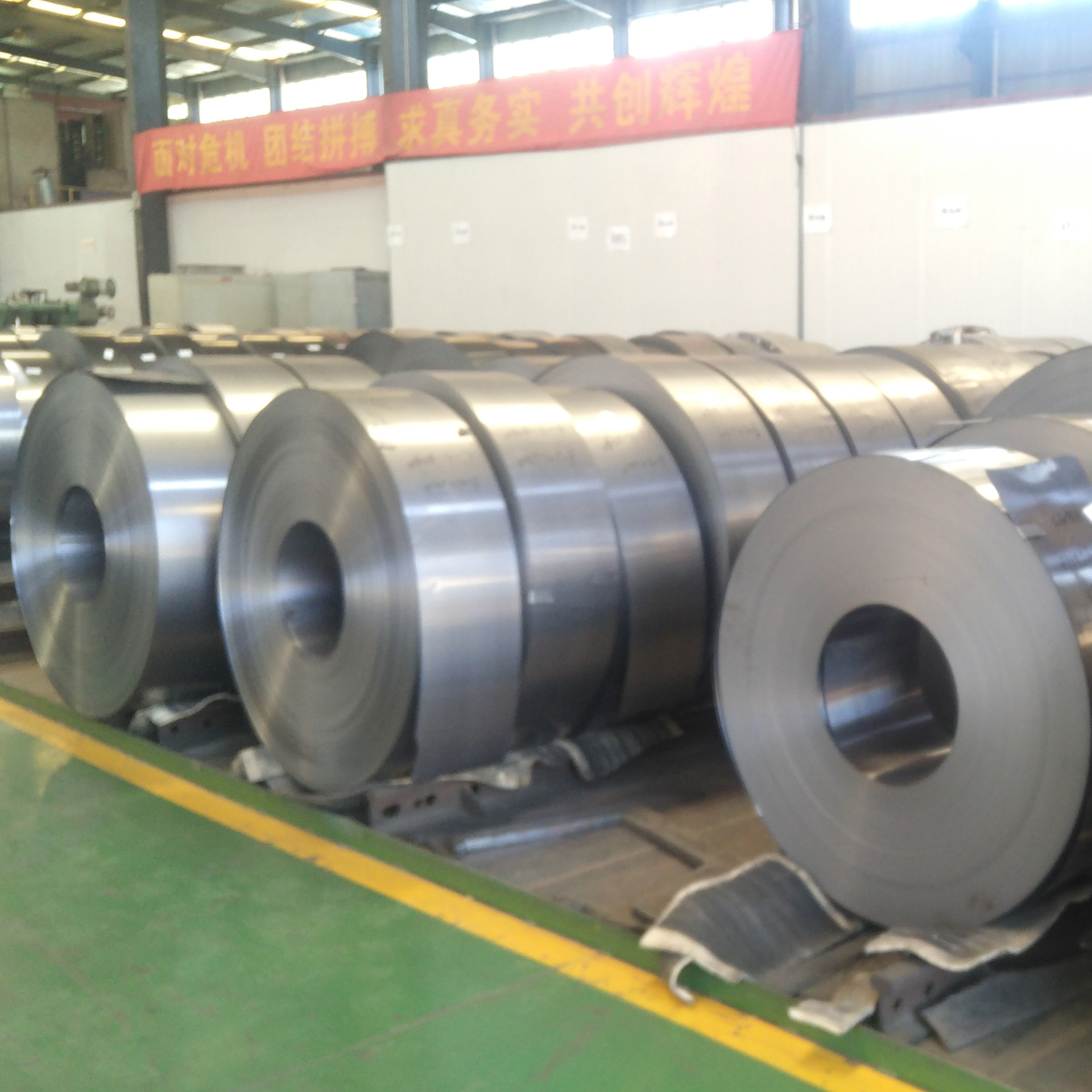 Strip steel Q195 accurate precision cold rolled strip steel can be customized in various specificati