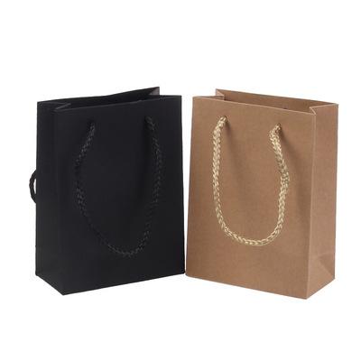 MINGMEI Túi đựng trang sức Túi xách giấy kraft tại chỗ bán hàng trực tiếp Túi đựng đồ trang sức cầm