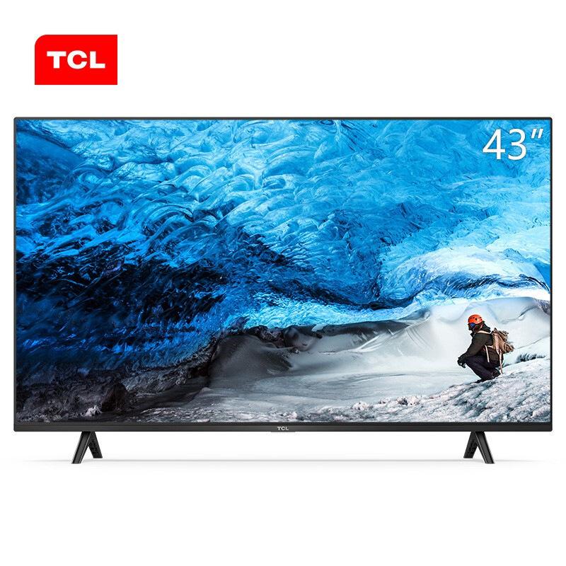 TCL 43L8F 43-inch Full HD TV Ultra-thin Body Smart Network LCD Flat Panel TV