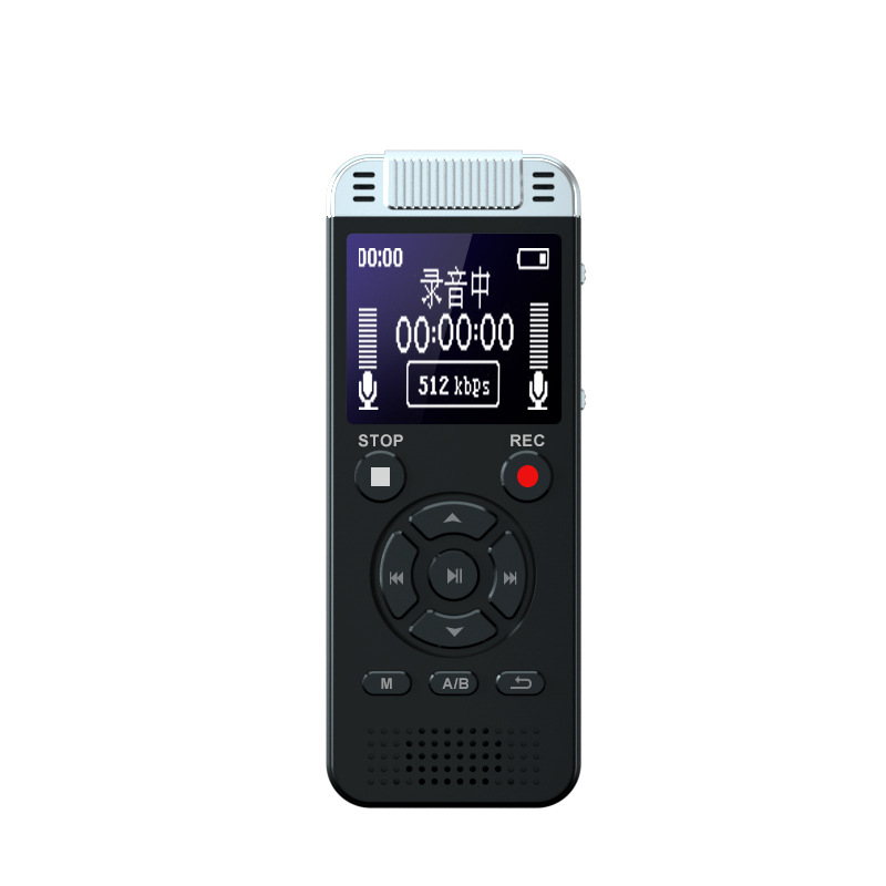 PASATE Phone recorder/device/computer student WeChat meeting to text mp3 large-capacity recording