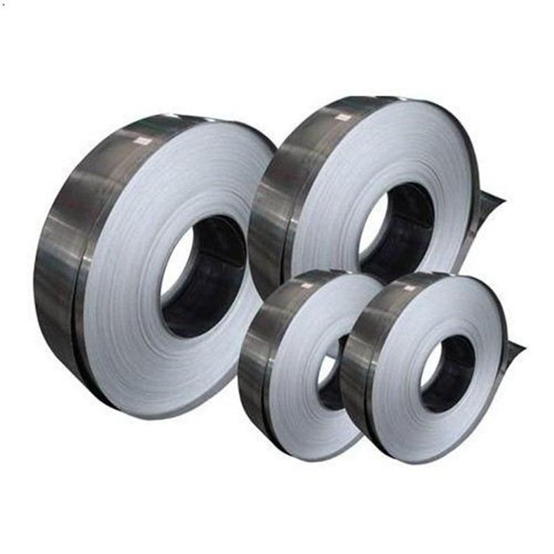 32mm galvanized steel strip galvanized iron sheet packing strap normal spangle cold galvanized steel