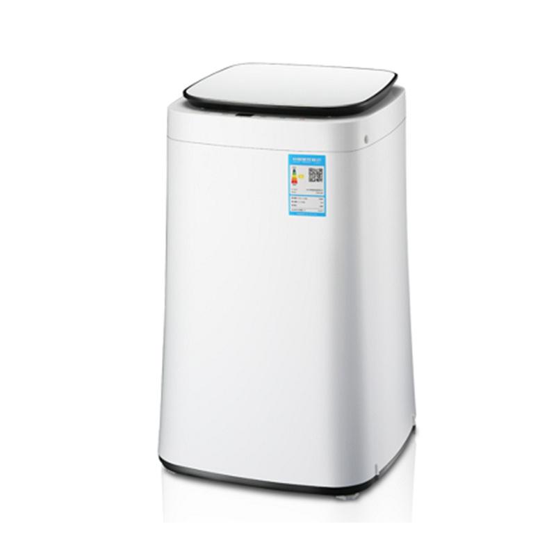 SMARTEM Automatic washing machine anti-winding household automatic baby washing small waist washing