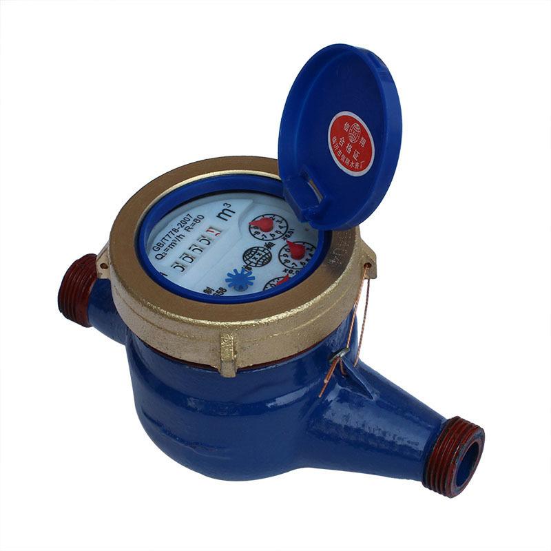 Xinxiang Water Meter Tap Water Meter Anti-reverse Digital Engineering Meter Household Water Meter