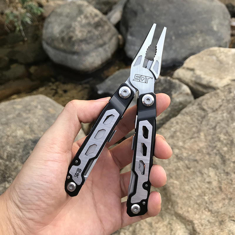 SQT combination multi-function tool pliers light type