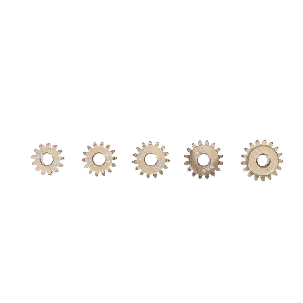 M 0.6 motor gear 13-33T 3.175 hole 1/10 model car gear motor gear 0.6 mold reduction gear