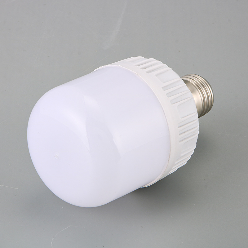 Led high rich handsome ball bulb household living room waterproof e27 screw mouth white light warm l
