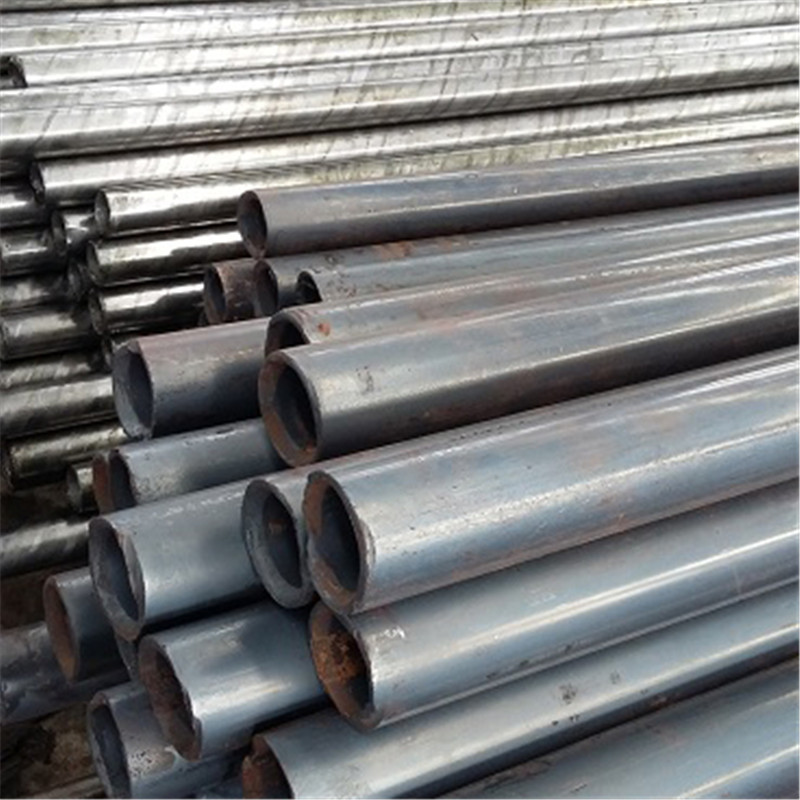 Q345B cold drawn precision bright round pipe seamless steel pipe for machinery manufacturing