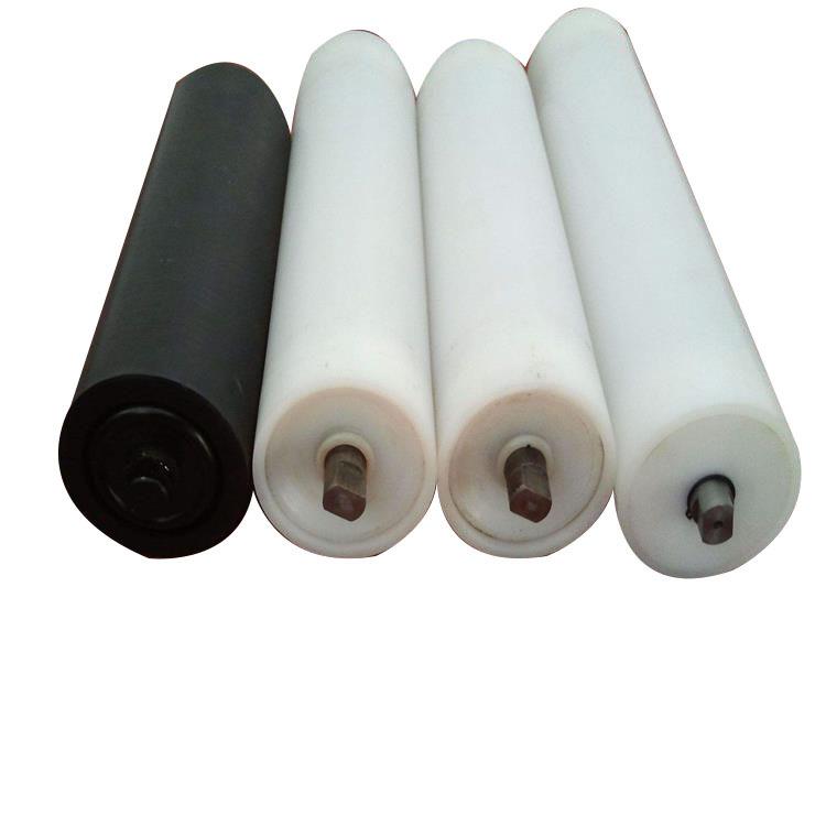 Nylon rollers, customized nylon floor rollers, conveyor belt rollers, trough rollers