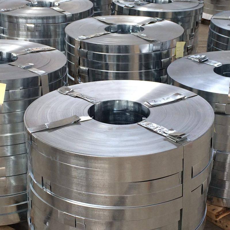 High-strength 65Mn hot-rolled spring strip steel for slitting hot-rolled strip steel 65Mn Kaiping st