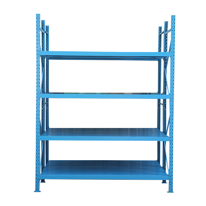 BOHAO Lightweight storage shelf racks warehouse household storage rooms multi-layer storage racks