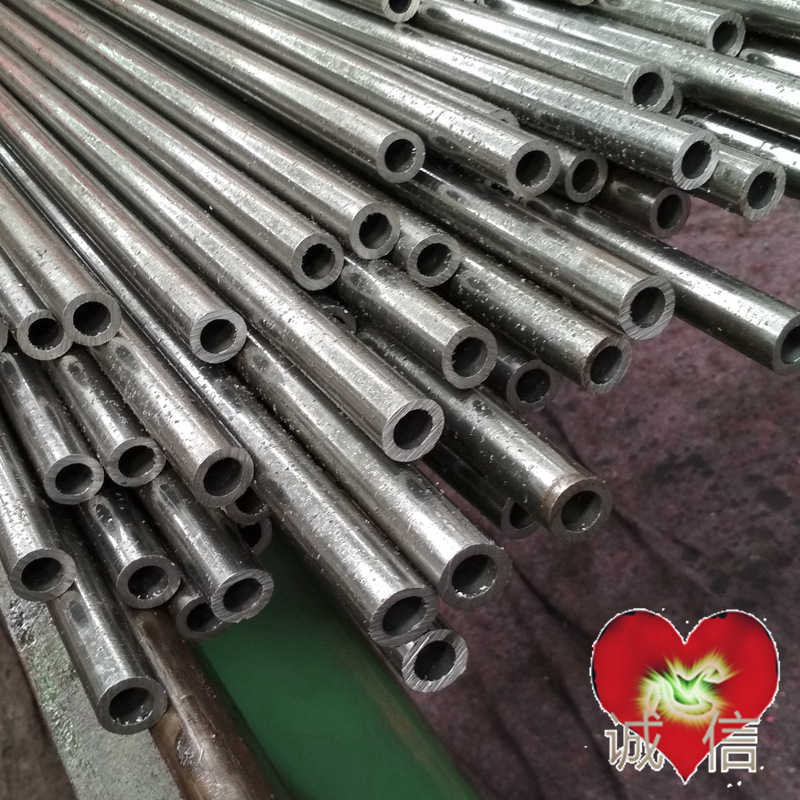 No. 45#20# precision bright steel pipe, fine-rolled cold-drawn iron pipe, thick and thin-walled seam