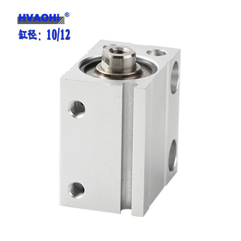 HVAOHi Small free installation cylinder CUJB/CDUJB10/12*4-6X8DX10DX15DX20DX25DX30DM