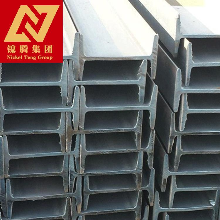 National standard Q235B hot rolled I-beam q345b low alloy