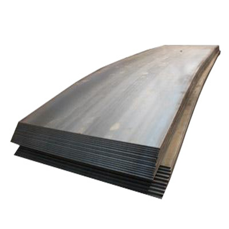 Baotou Steel Q345B hot-rolled coil 2mm/3mm/5mm hot-rolled plate Open flat hot coil for machinery man