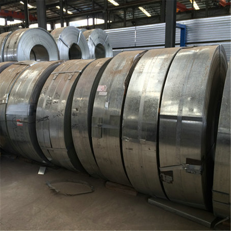 Galvanized steel strip Cold rolled steel strip Hot rolled steel strip Steel pickling Strip size and