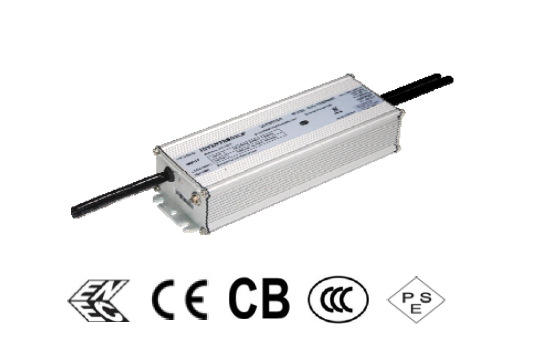 Inventronics 150W5600mA independent LED dimming and waterproof driving power supply street lamp powe