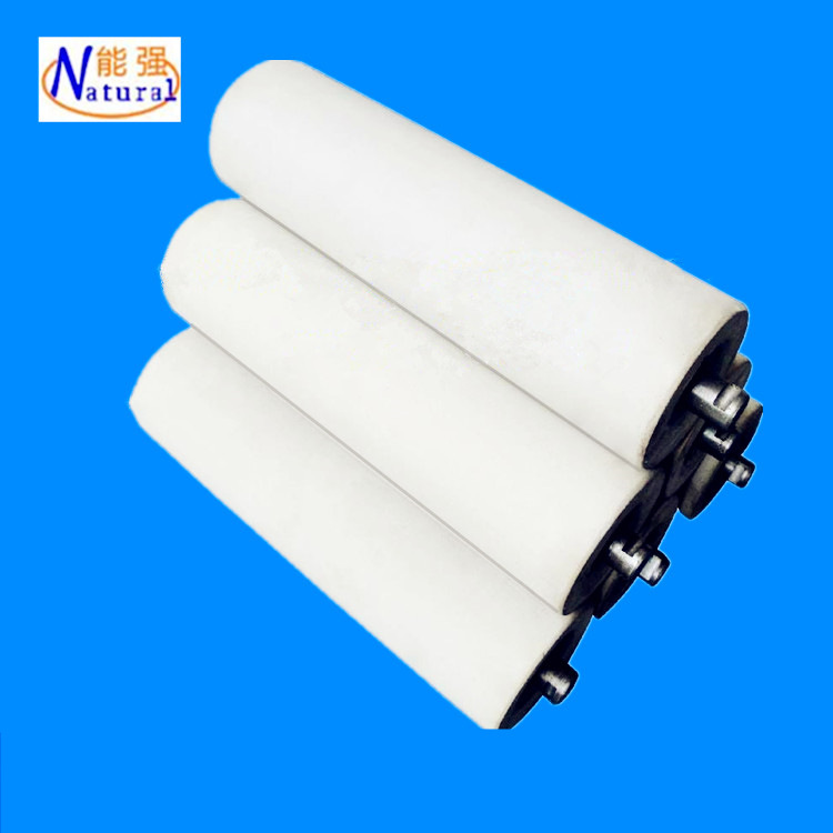Ceramic roller Wear-resistant and durable ceramic roller