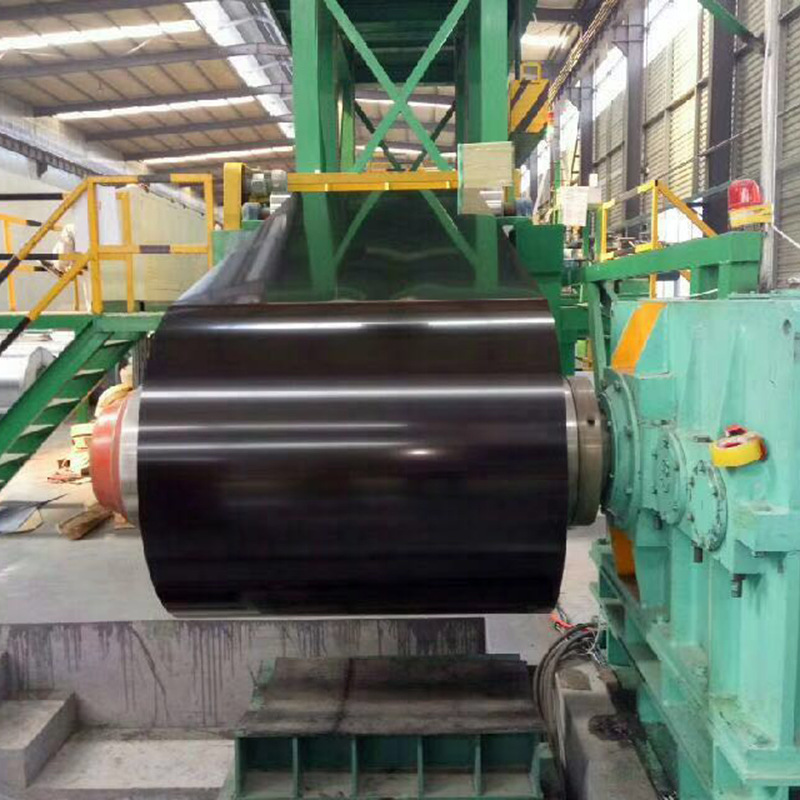 Color steel plate color coil plate color printing coating galvanized color steel plate Kaiping compo