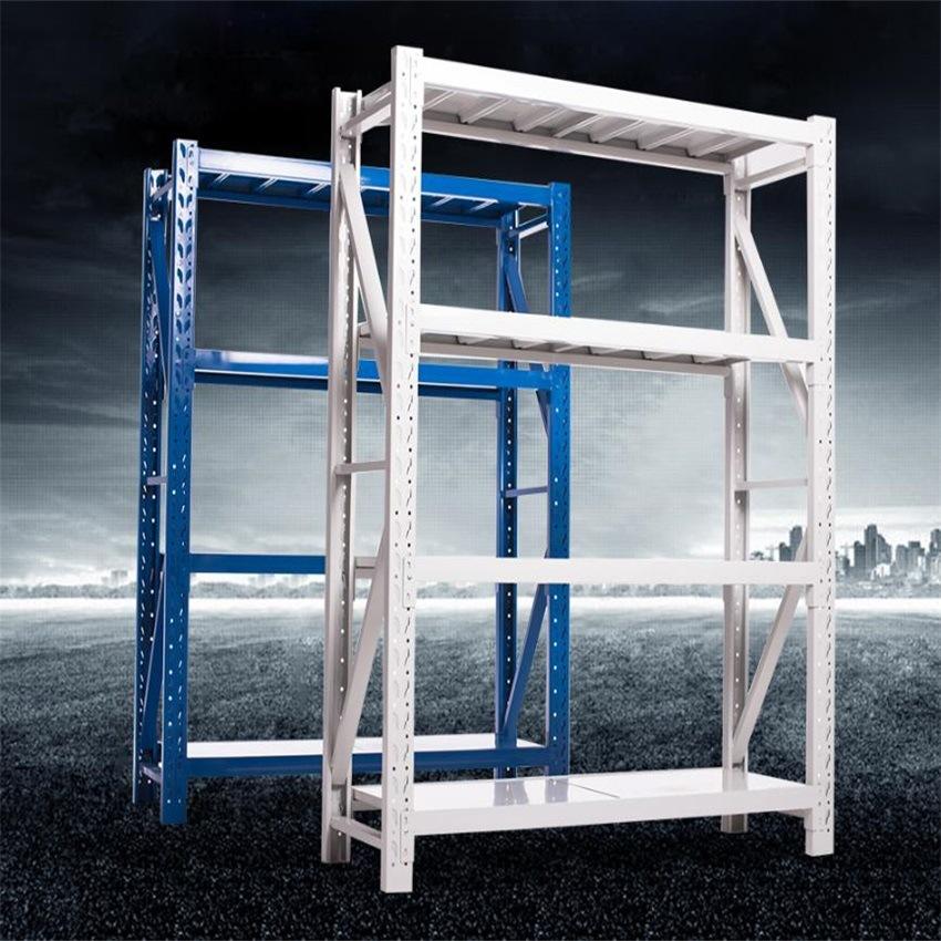 Storage Shelves Household Goods Racks Multi-layer Display Warehouse Sundries Steel Light, Medium and