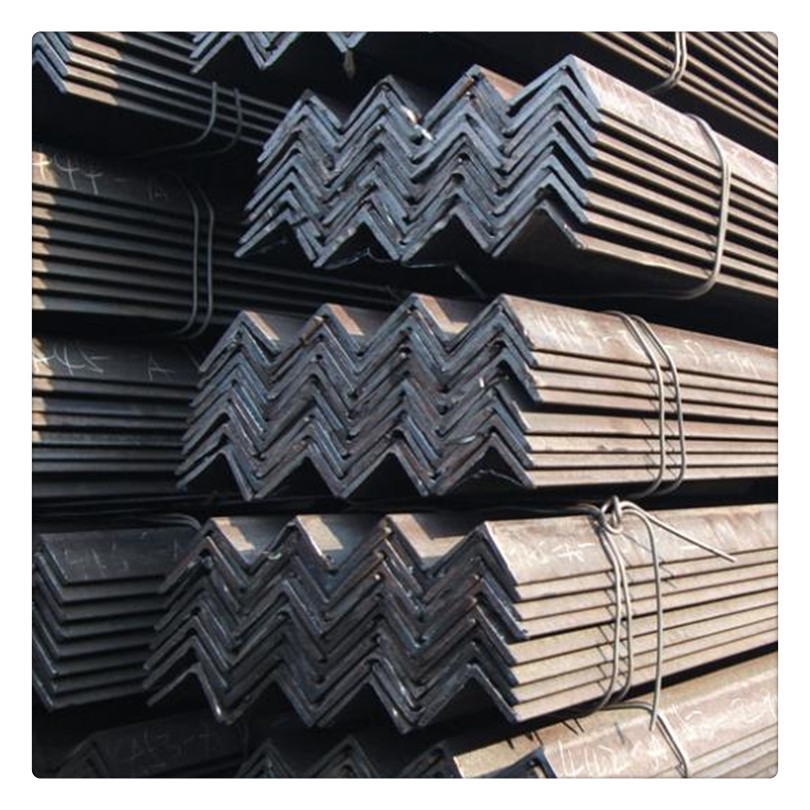 Q235B galvanized angle steel equilateral hot-dip galvanized angle steel for construction