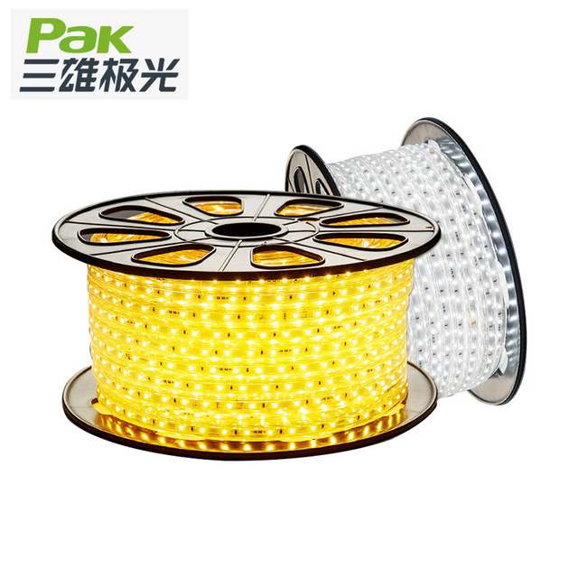Sanxiong Aurora led lamp with light river high-voltage soft lamp with 8W/m living room ceiling dark