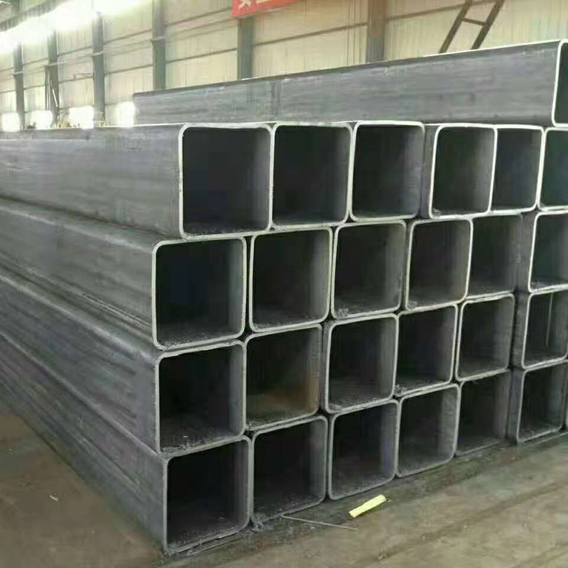 Q235B Large-caliber seamless square tube for bridge construction Customized thick-walled thin-walled