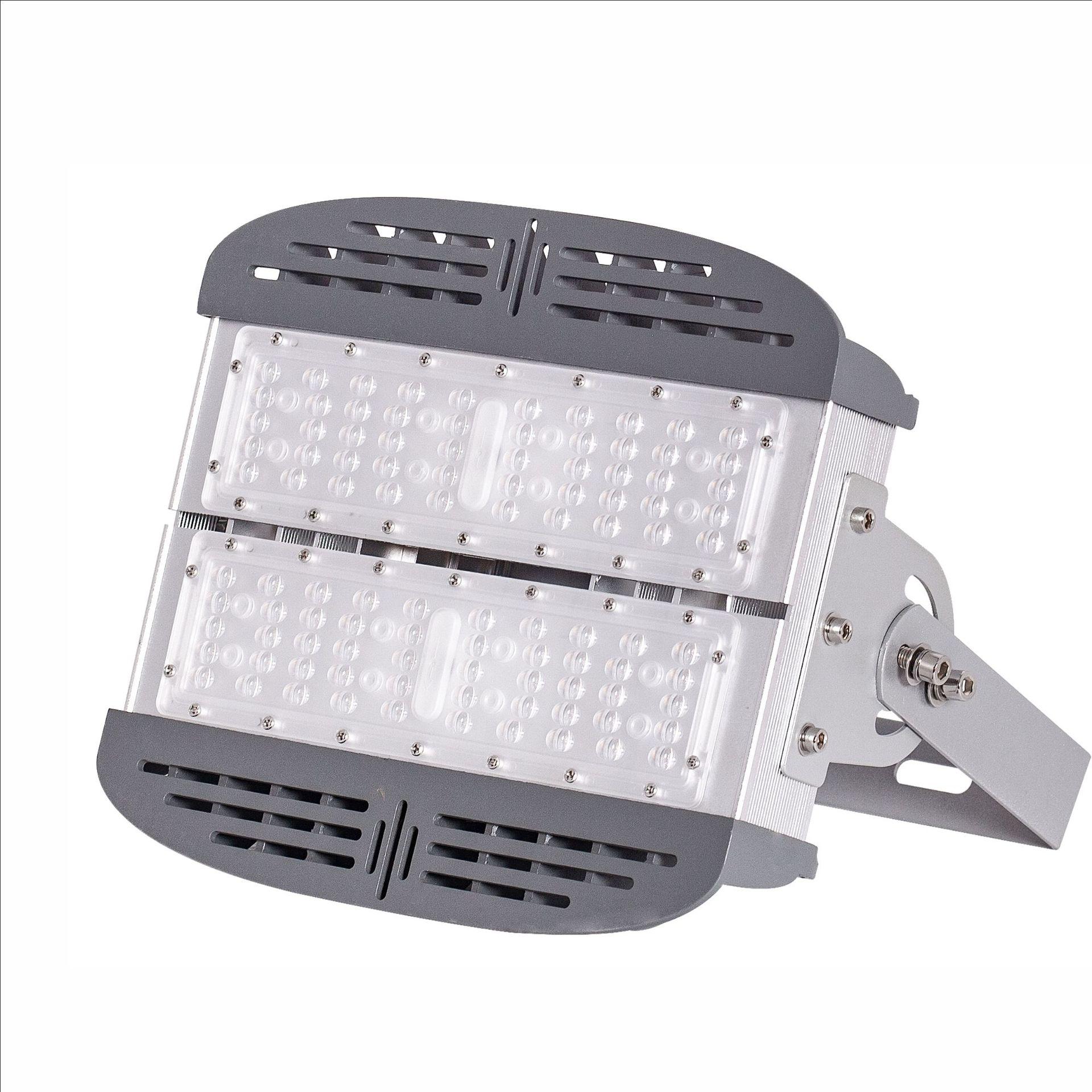 KBY LED Modular Tunnel Light 100W New Flood Light Finished Outdoor Lighting Road Light Modular Stree