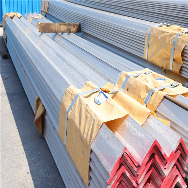 Stainless Steel Angle Steel 304 Stainless Steel Equilateral Angle Steel 316 Stainless Steel Angle St