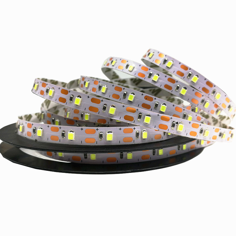 LED2835 one meter 60 lights 6V voltage baby carriage light bar 3.7V light with red, blue and green