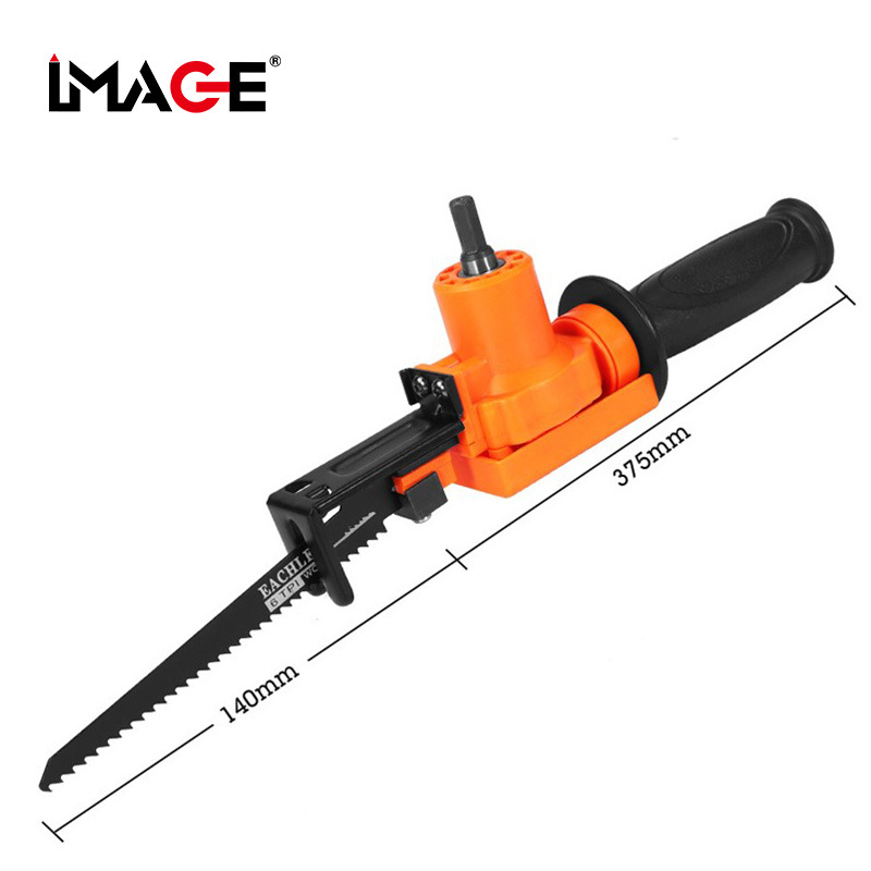 YIMAJI Electric drill modified electric saw electric reciprocating saw tool household saber saw elec
