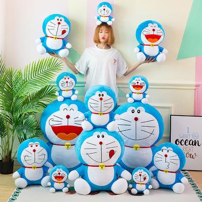 Doraemon Doraemon Đồ chơi sang trọng Doraemon Đồ chơi sang trọng Phim hoạt hình Nhật Bản Gối cho trẻ