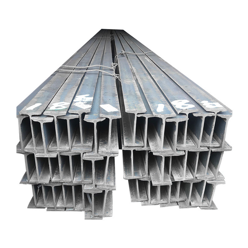 I-shaped steel 16# galvanized I-shaped steel Q235 national standard hot-rolled construction steel be